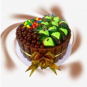 torta dulce elegante env¡os Bogot
