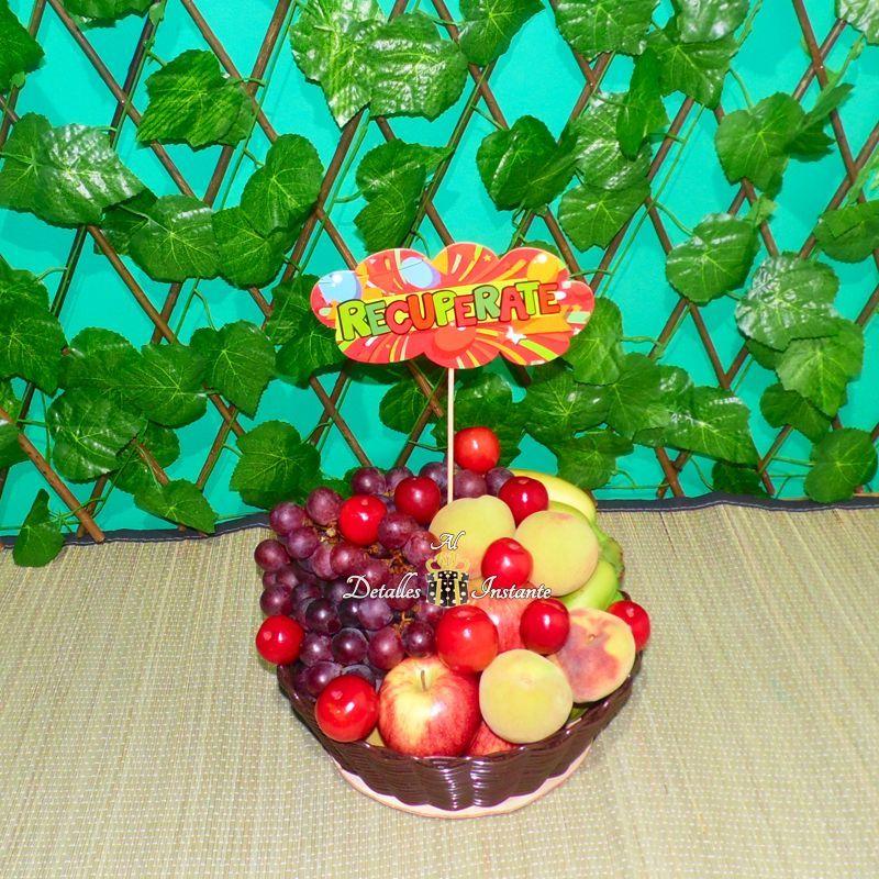 canasta de frutas a domicilio