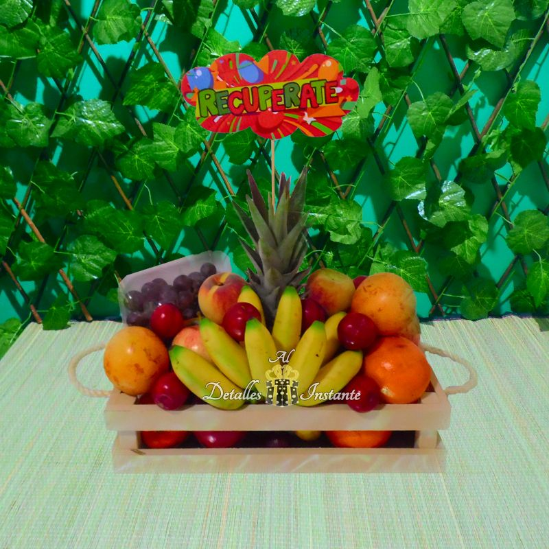 Ancheta de frutas saludables  Bogota