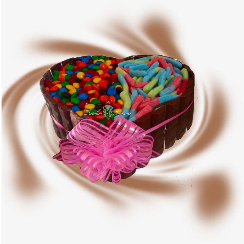 dulzuras con chocolatinas tortas decoradas