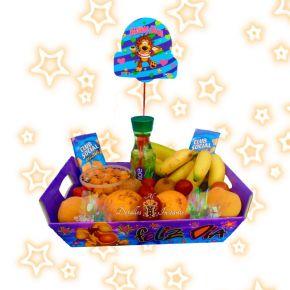 ancheta con frutas saludable sorpresa en Bogot hoy