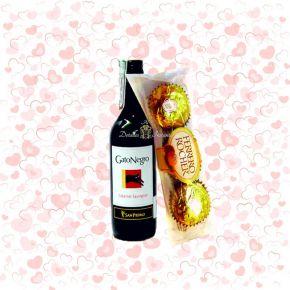 Ferrero Rocher 3 und y vino...