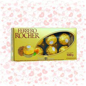 Chocolates Ferrero Rocher 8 unidades