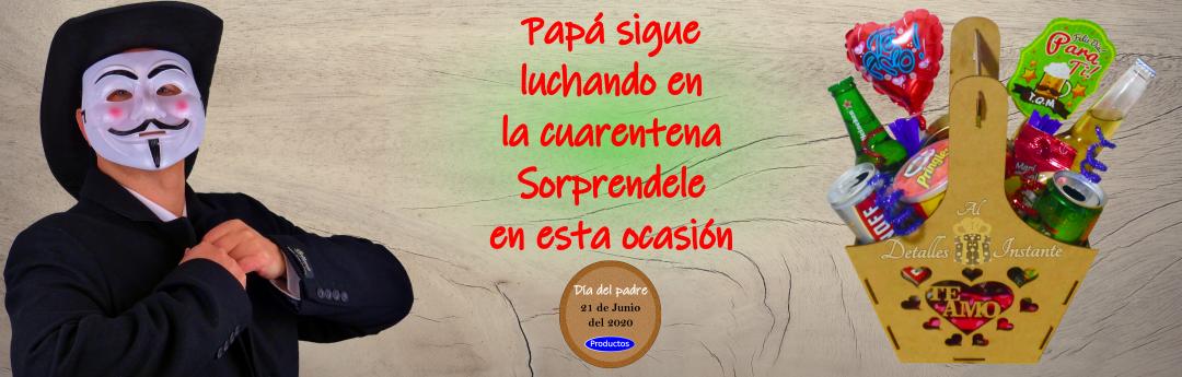 Detalles Sorpresa a domicilio en Bogotá para el día del padre 21 junio 2020