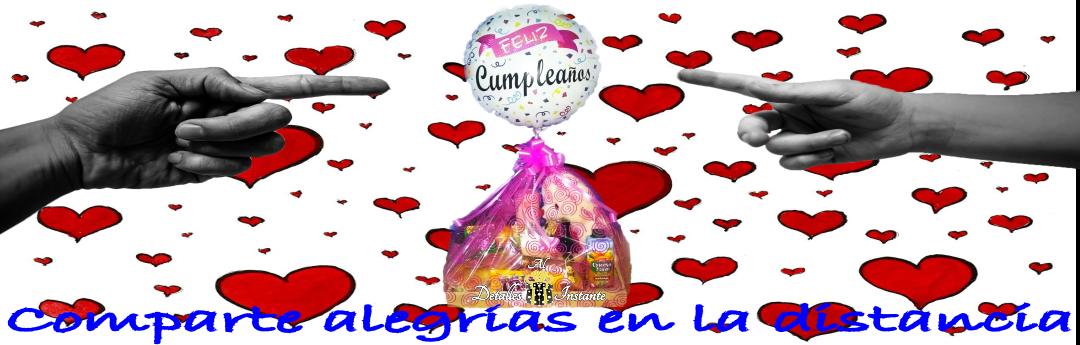 Anchetas sorpresa para seres queridos en Bogotá